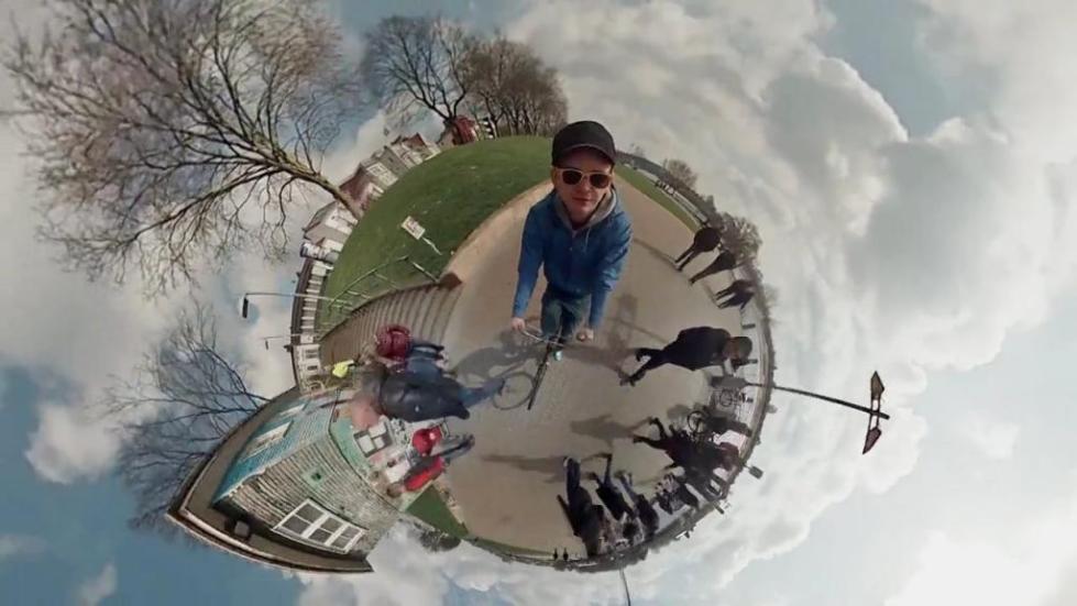 Виртуальная экскурсия 360 градусав