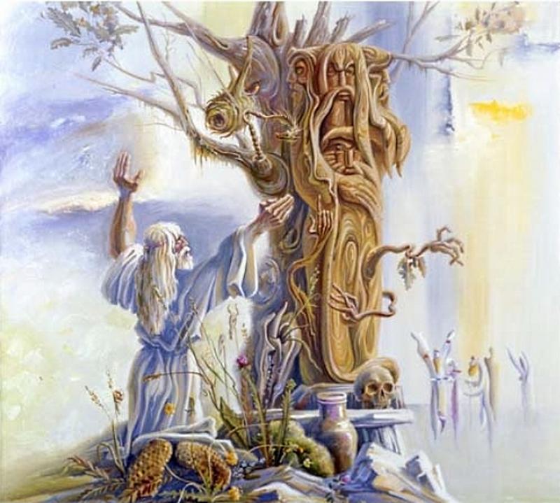 Ведическая религия в древности