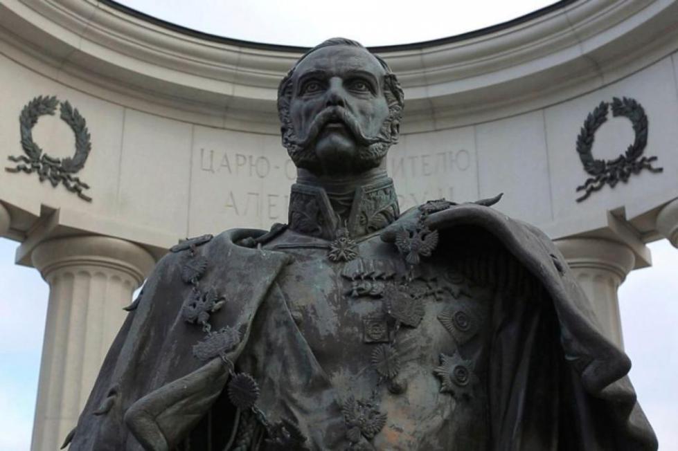 Памятник Александру 2 в Москве