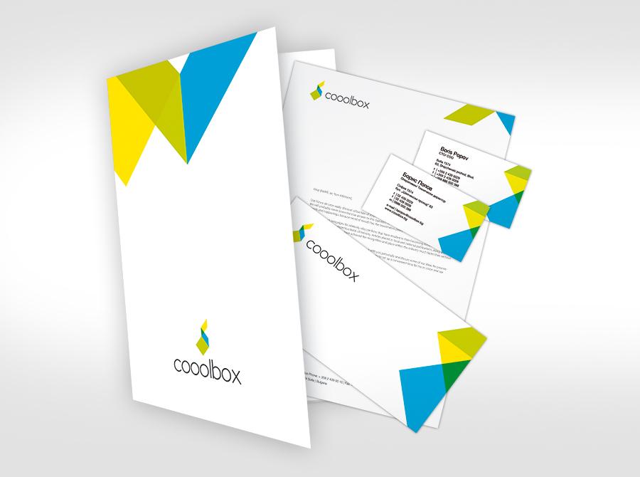 дизайн логотипа и фирменного стиля