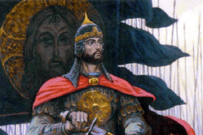 Великий князь Дмитрий Донской