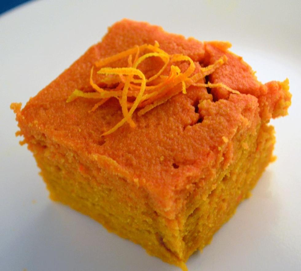 Морковный торт классический в мультиварке