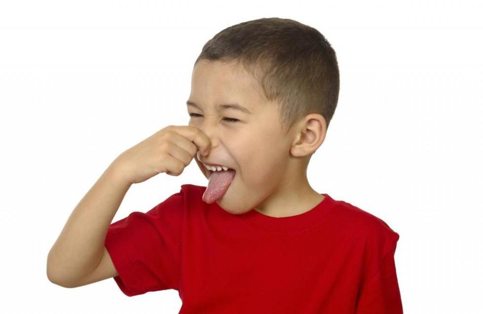 почему у ребенка изо рта плохо пахнет