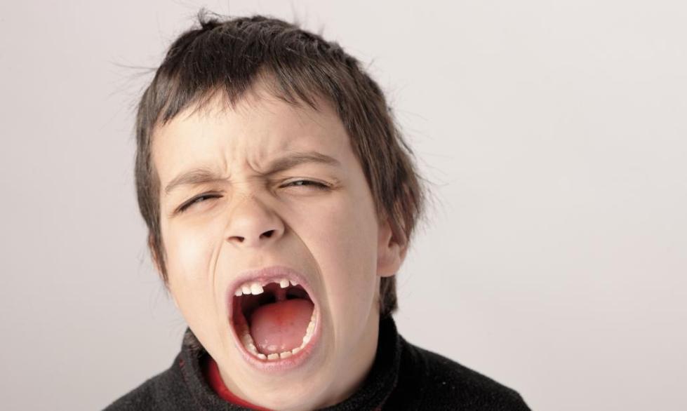 у годовалого ребенка плохо пахнет изо рта