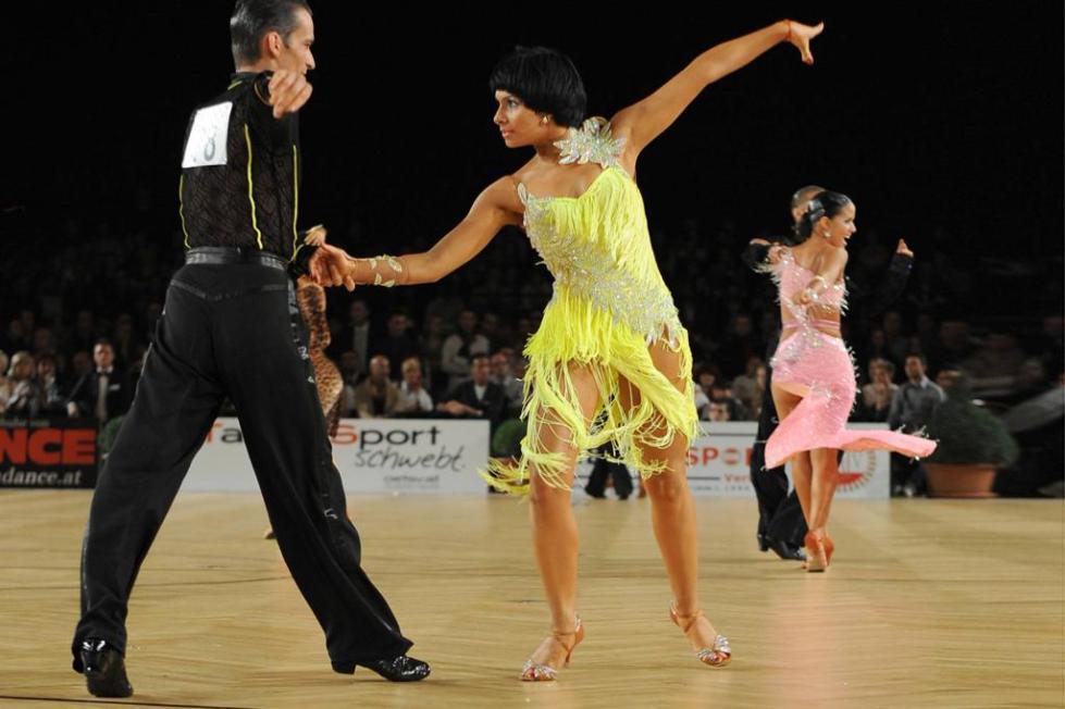 классы в бальных танцах стандарты