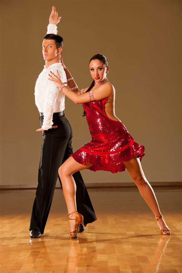 балетные танцы