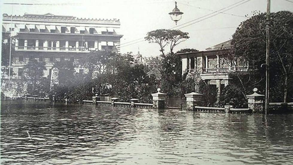 наводнение в Китае 1931