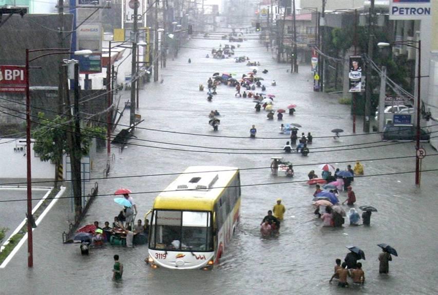наводнение на Филиппинах 2009