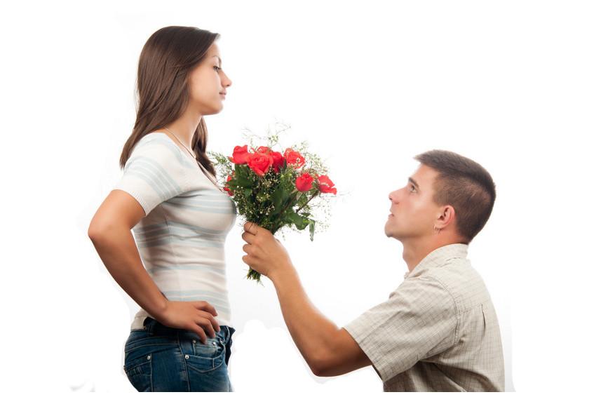 Почему мужчина не дарит цветы