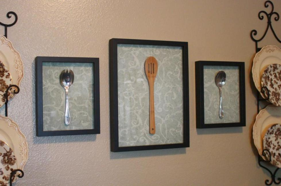 Картины с кухонными предметами