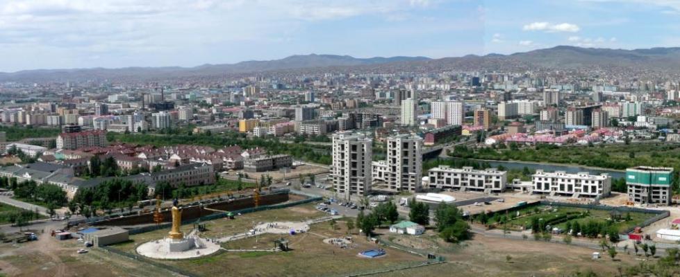 Промышленность в Монголии