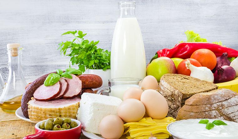 правильное питание при больной печени