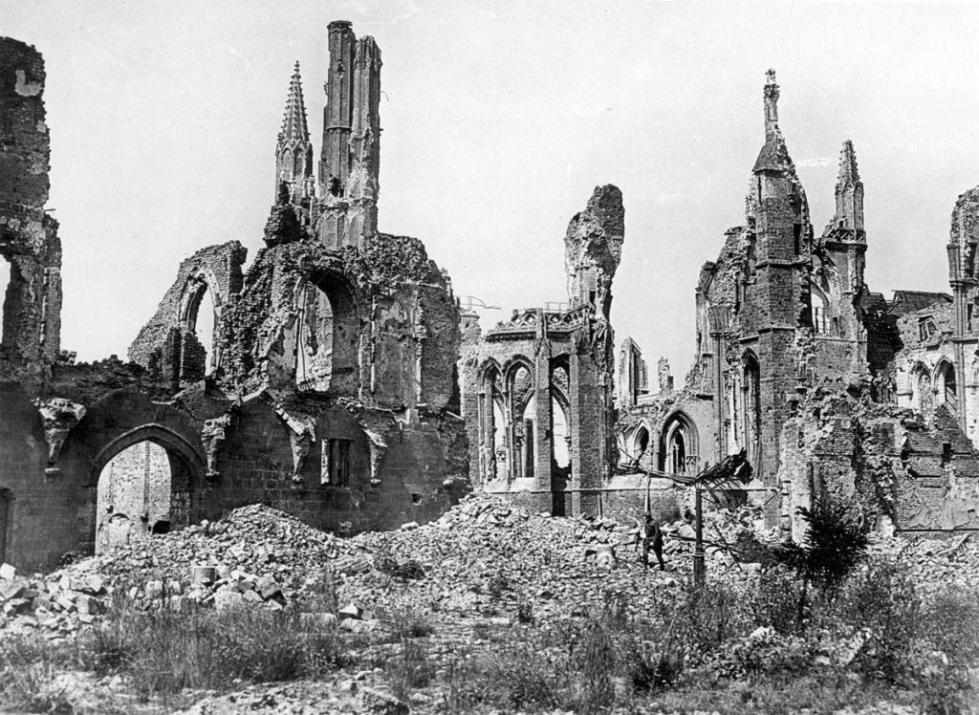 день окончания 1 мировой войны