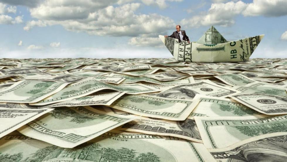 Море денег