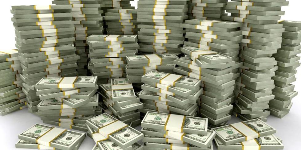 Стопка денег