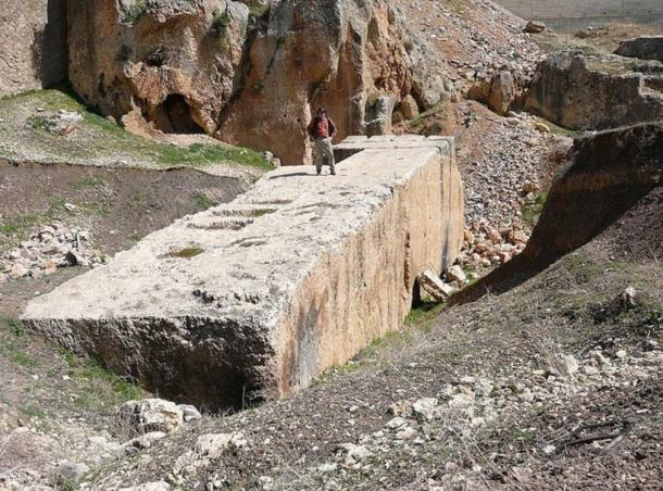 руины баальбека