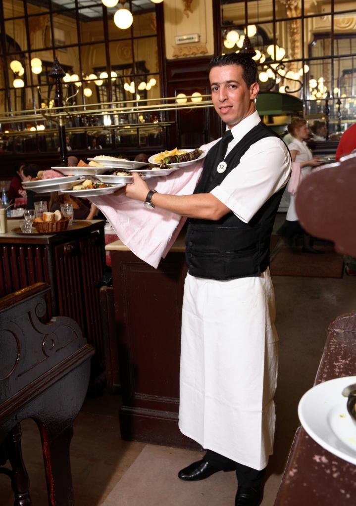 ресторан Chez Chartier