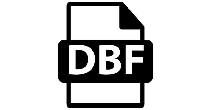 dbf файл