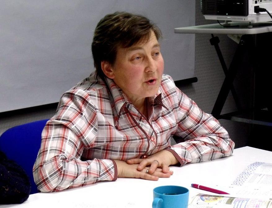 Валентина Аркадьевна Сутурихина