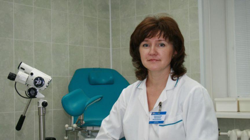 Наталья Николаевна Санникова
