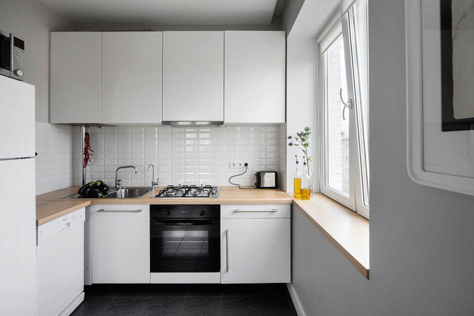 фартуки в интерьере кухни