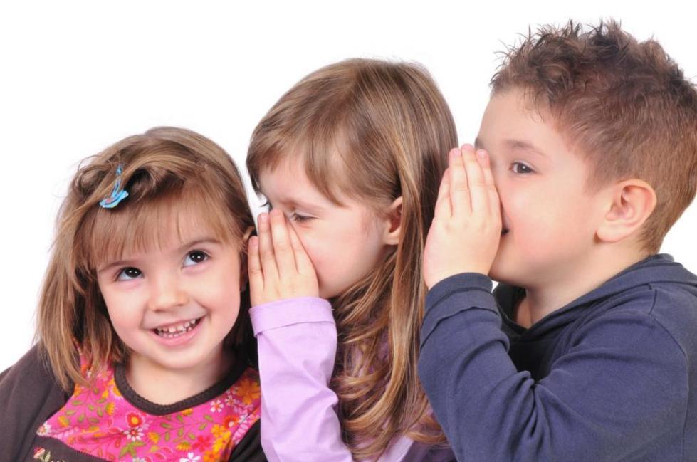 уровни речевого развития детей