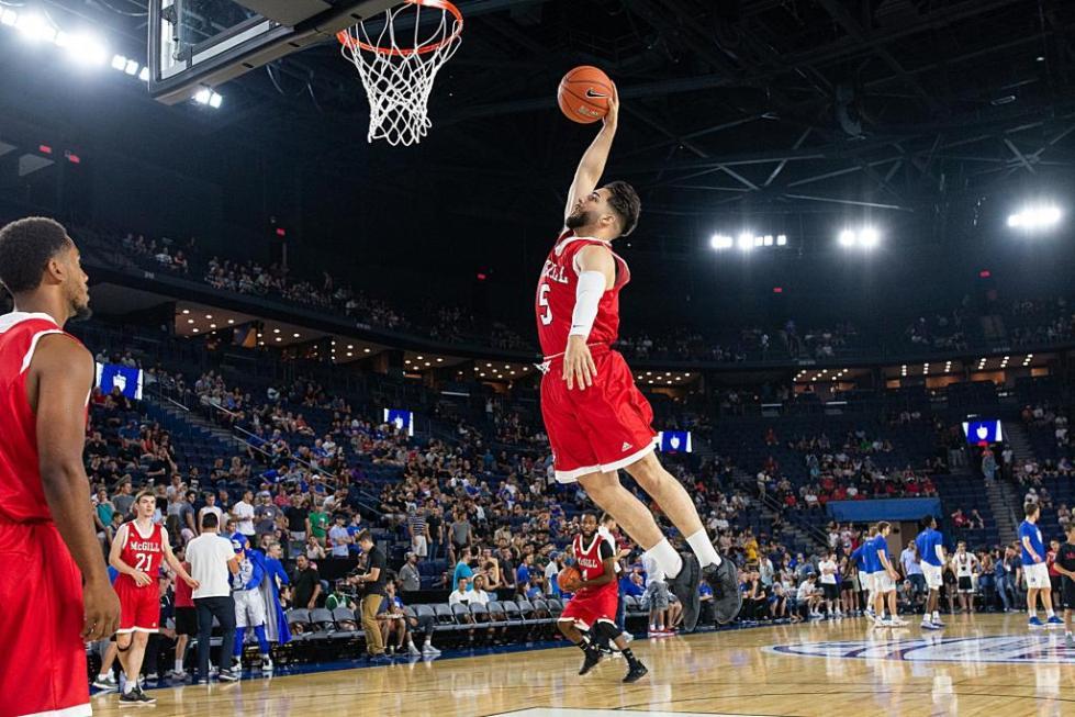 """Данки"" - самый зрелещный элемент баскетбола"