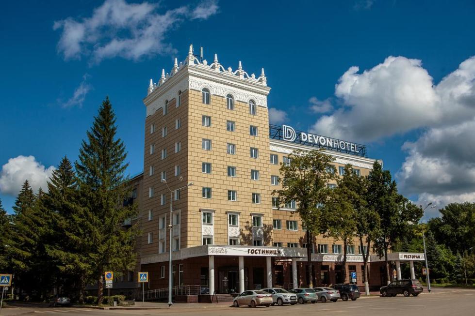 гостиница девон
