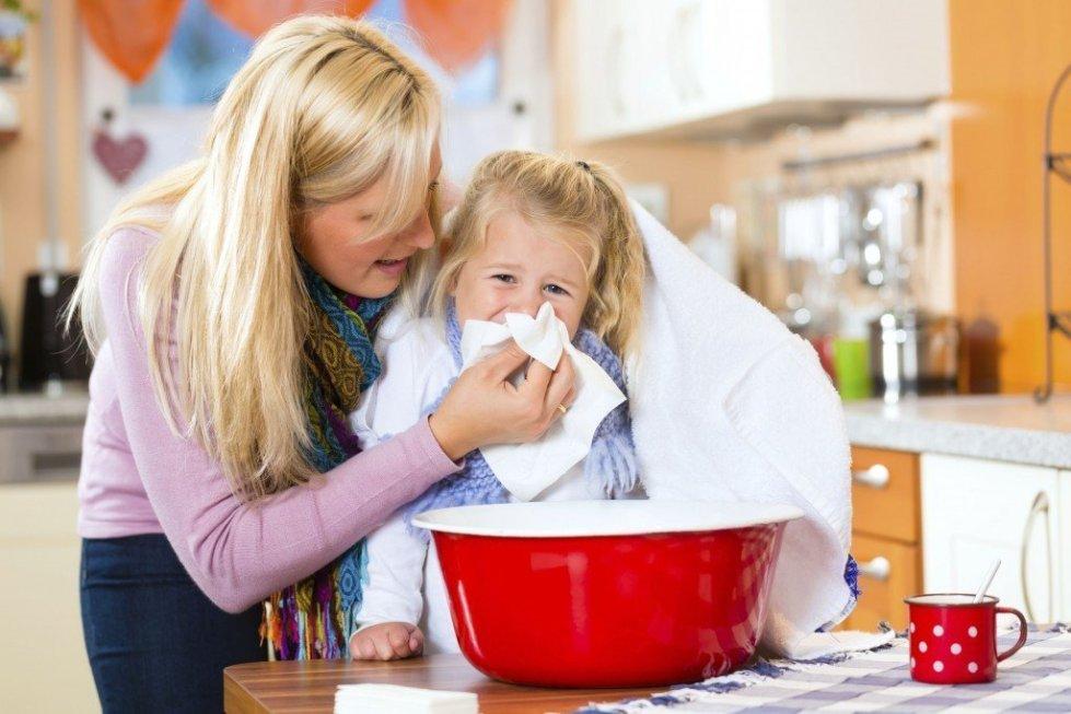 начался сухой кашель у ребенка чем лечить