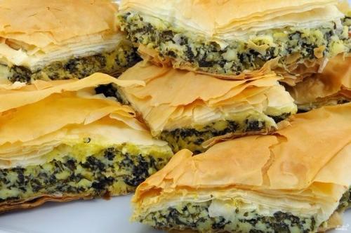 рецепт пирога с сулугуни и зеленью