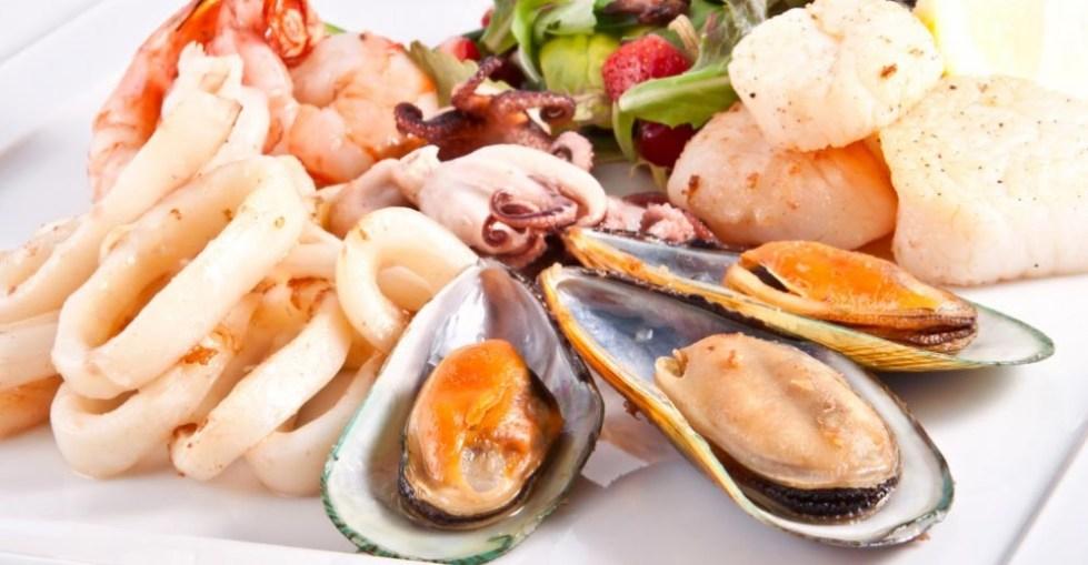 морепродукты источник цинка