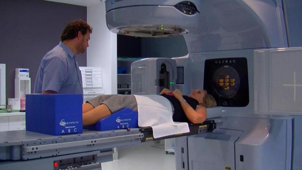 Прохождение радиотерапии