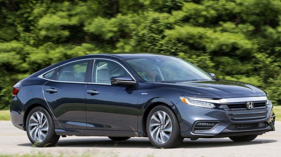 Автомобиль 2019 Honda Insight Hybrid
