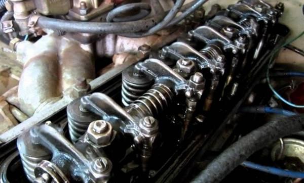 газель двигатель 4216 клапанов