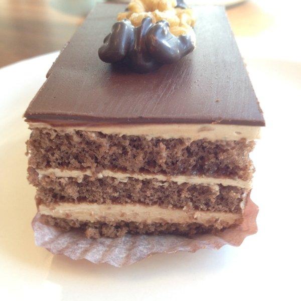 Торт с прослойкой