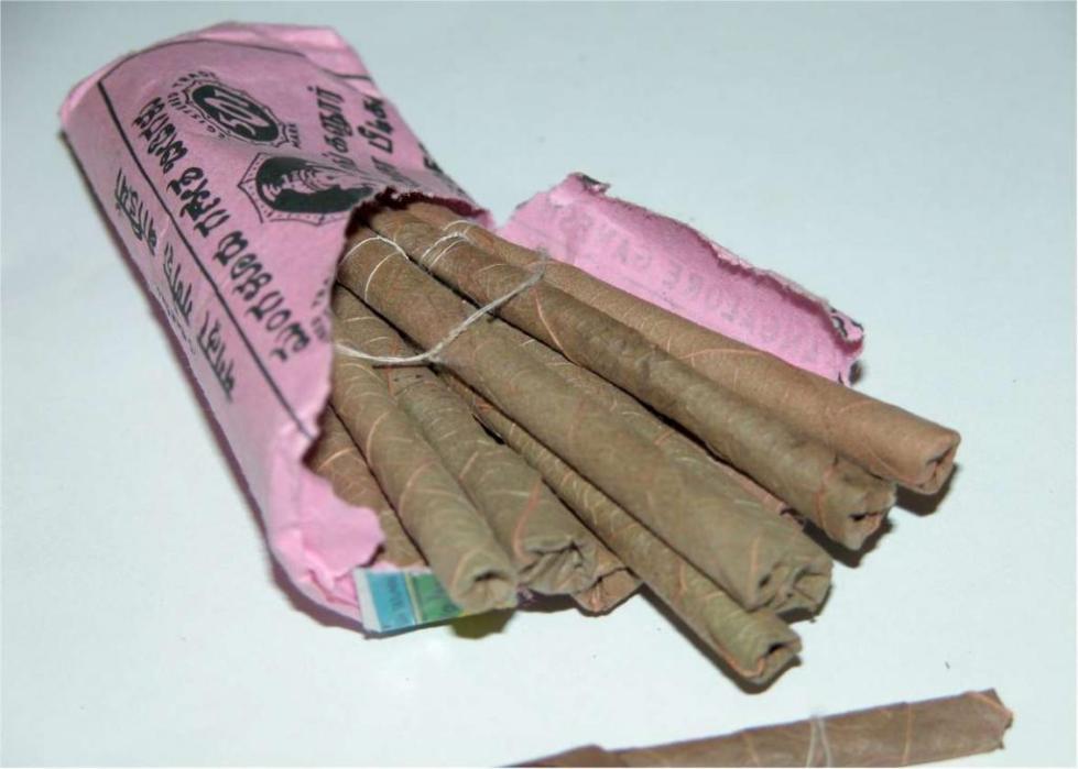 табак история происхождения
