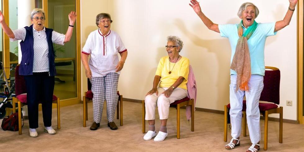 Проблемы пожилых людей и инвалидов