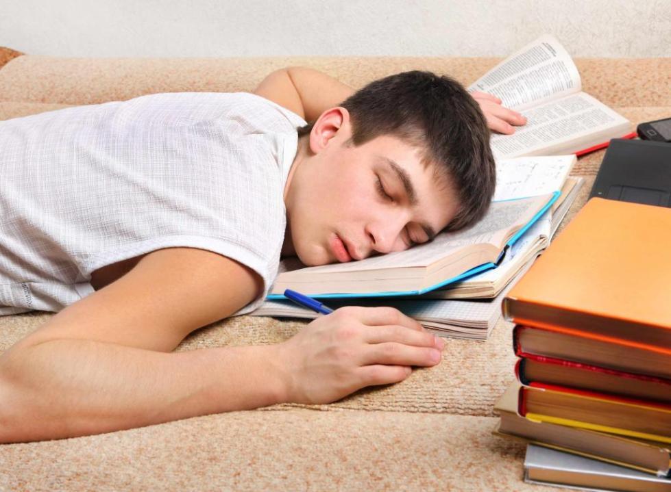 Недосыпание подростков