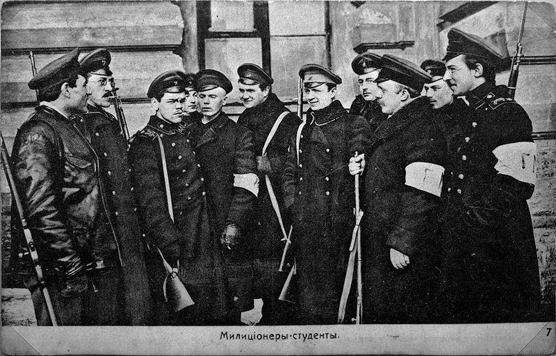 История милиции в России