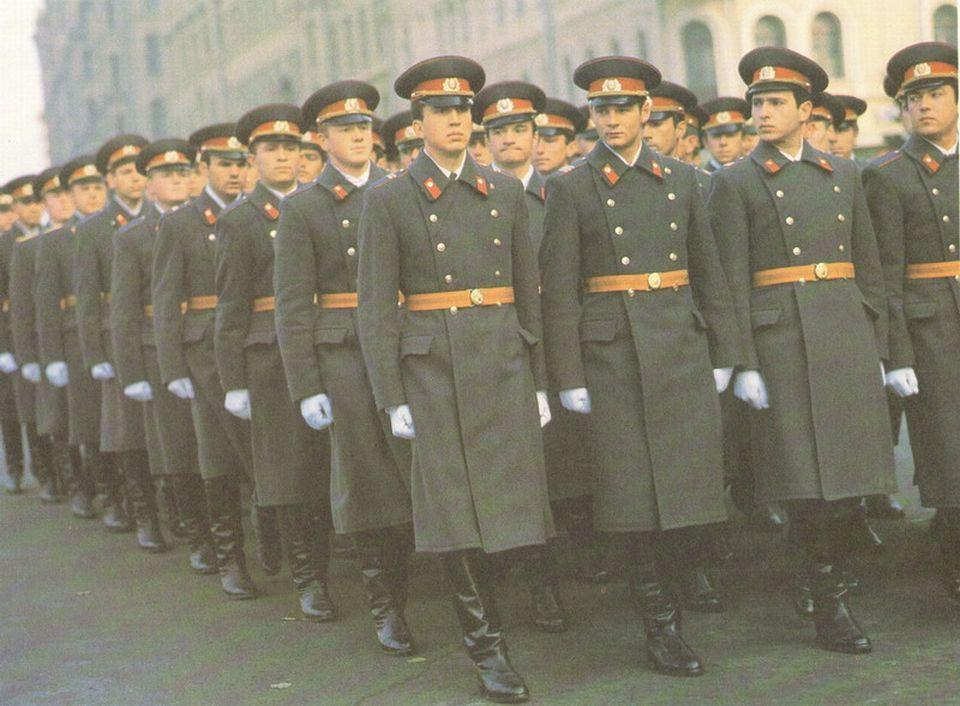 Становление и развитие полиции России