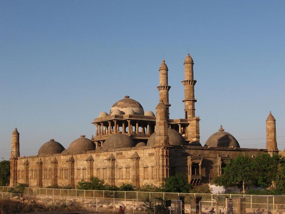Мечеть в Шампани