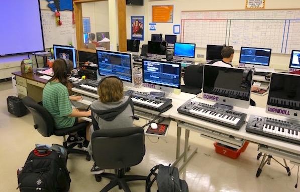 компьютерные технологии при обучении музыке