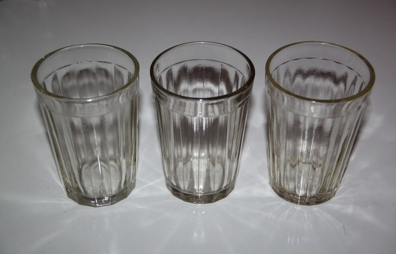 Эпоха граненого стакана