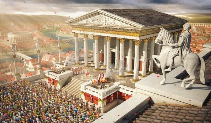 Облик Древнего Рима