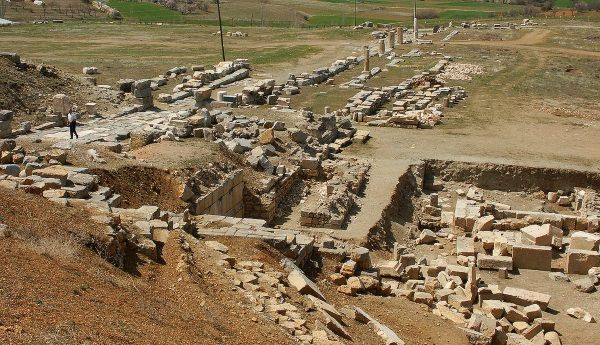 древний город Антиохия