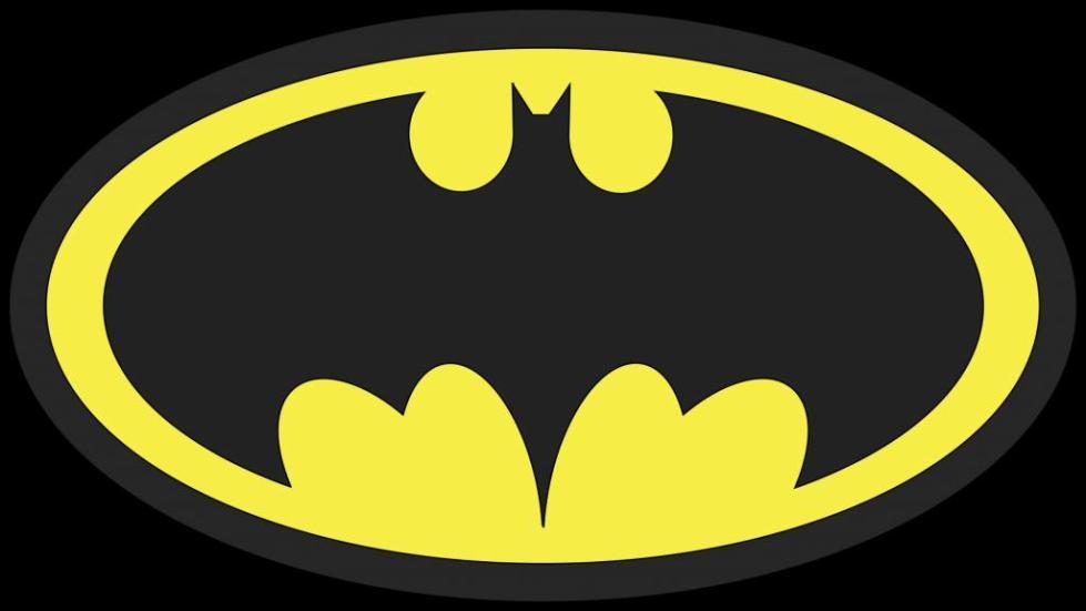 Логотип Бэтмэна.