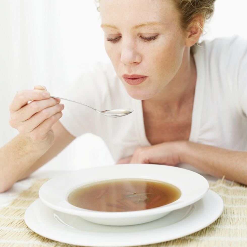 первые блюда после операции на желудок