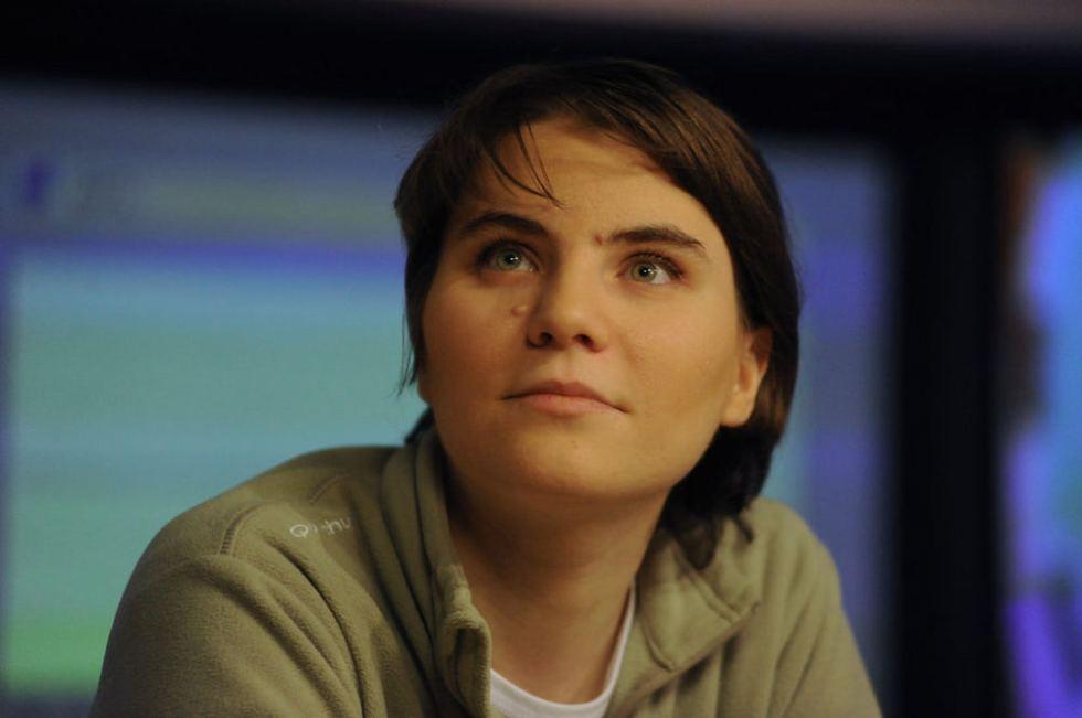 Екатерина Самуцевич. 2009 год.