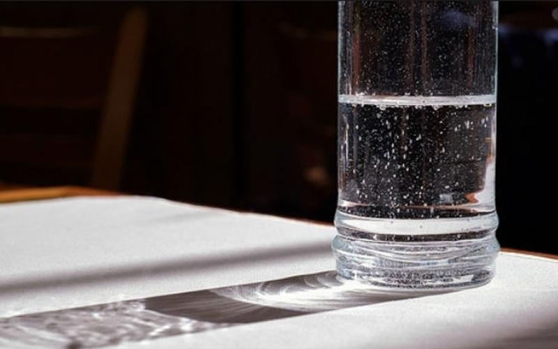 Очистка святой водой