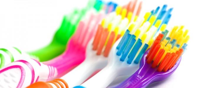 Зубные щетки с мягкой щетиной